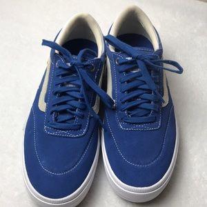 Vans Gilbert Crockett blue white men shoe size 7.5
